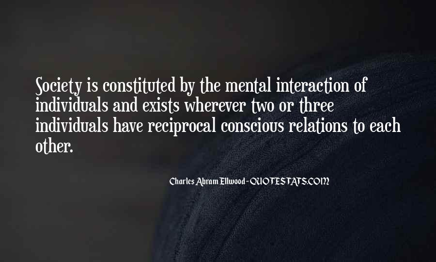 Two Individuals Quotes #400199