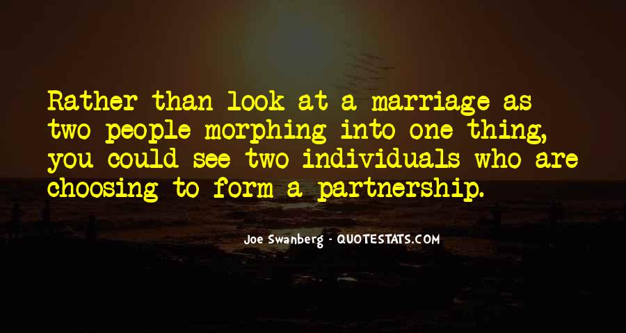 Two Individuals Quotes #808892