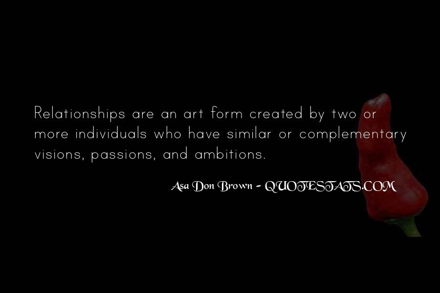Two Individuals Quotes #942081