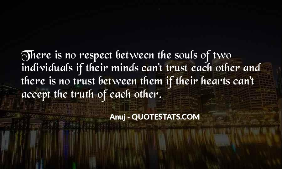 Two Individuals Quotes #965409