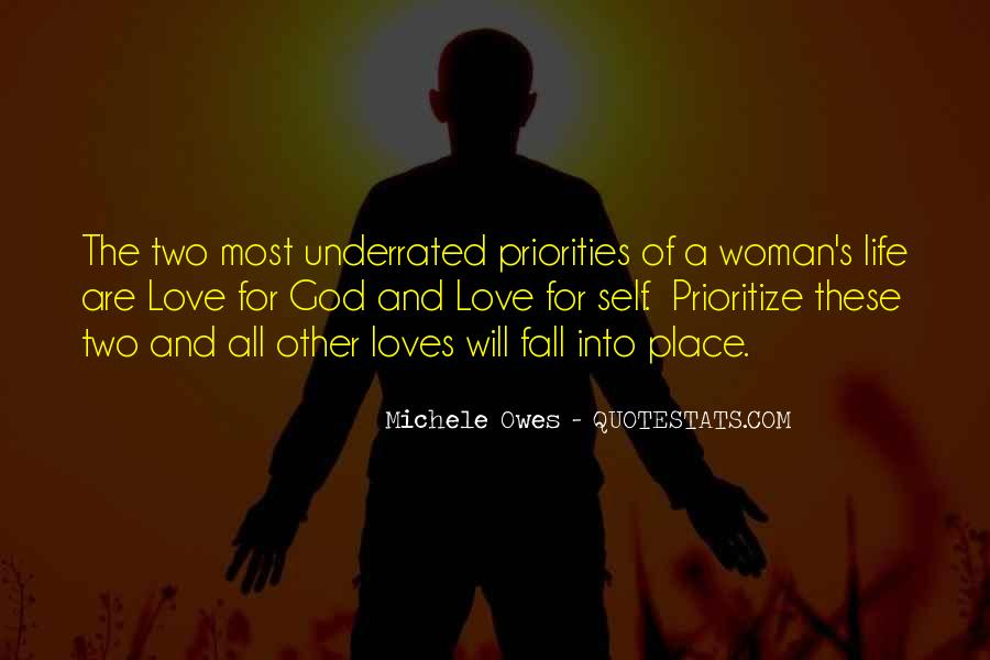 Two Loves Of My Life Quotes #709629