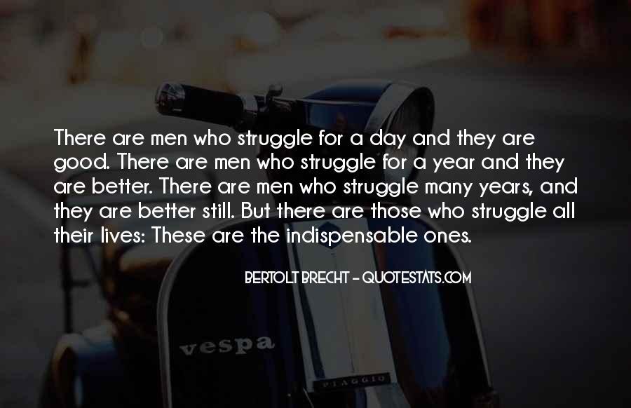Quotes About Bertolt Brecht #125375