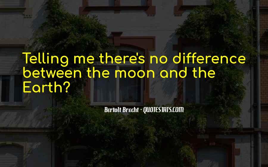 Quotes About Bertolt Brecht #160038