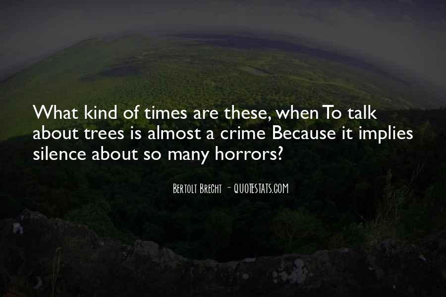 Quotes About Bertolt Brecht #169819