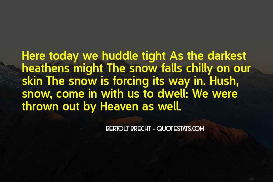 Quotes About Bertolt Brecht #174438