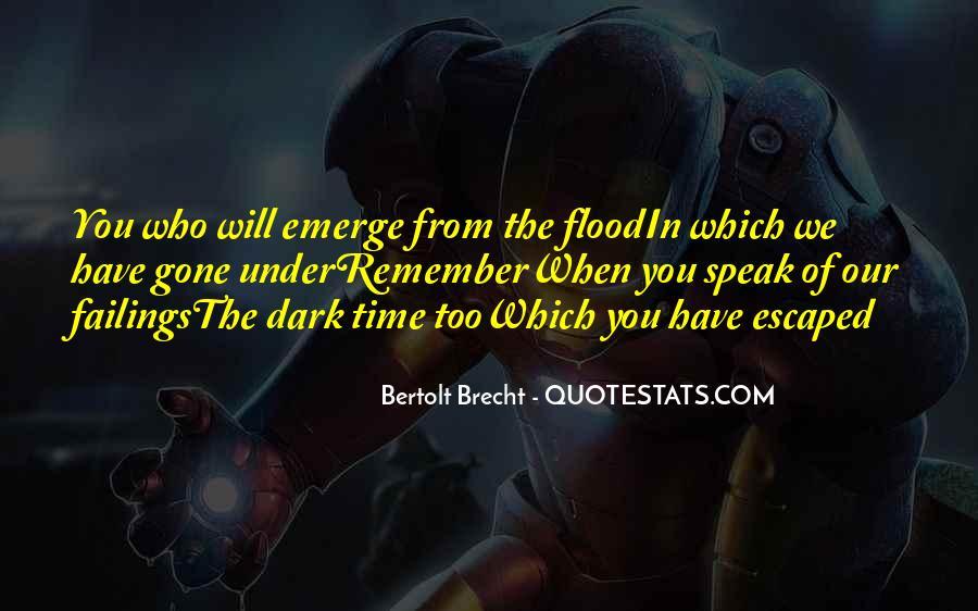 Quotes About Bertolt Brecht #20200