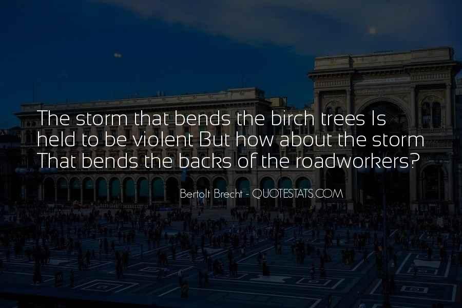 Quotes About Bertolt Brecht #225173