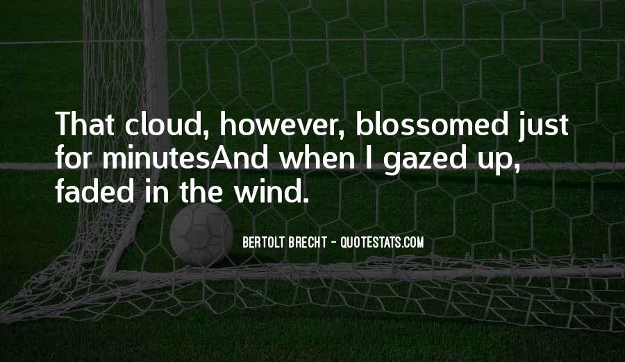 Quotes About Bertolt Brecht #35139