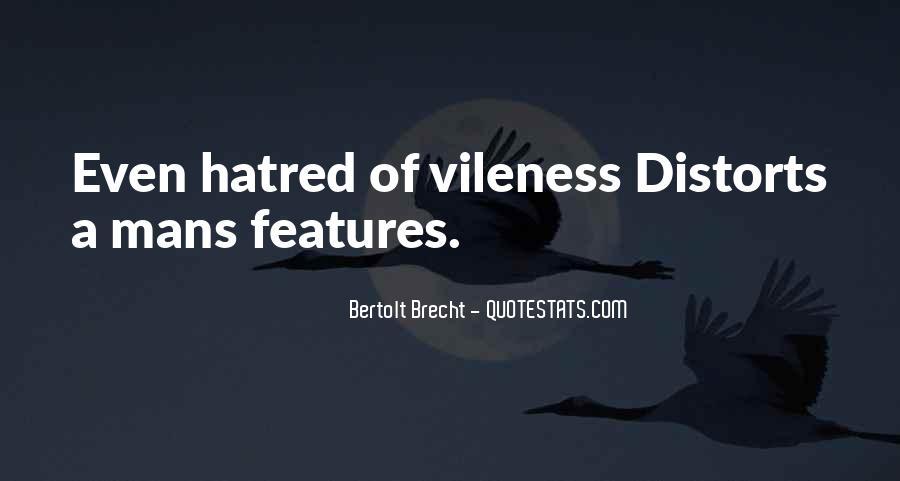 Quotes About Bertolt Brecht #361465