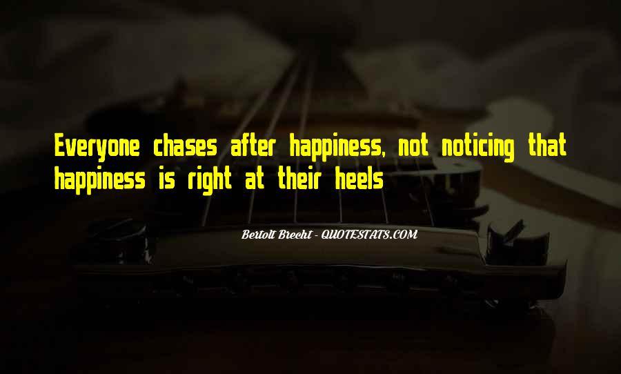 Quotes About Bertolt Brecht #396384