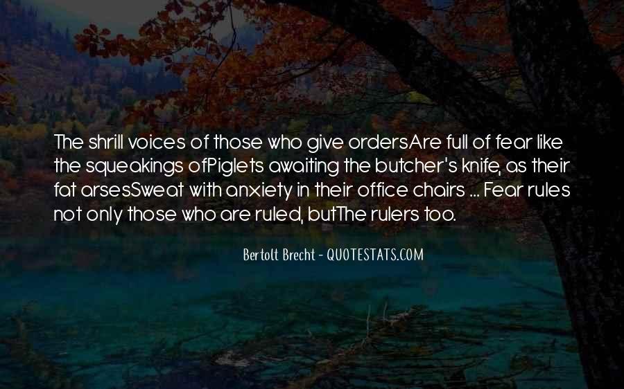 Quotes About Bertolt Brecht #404895