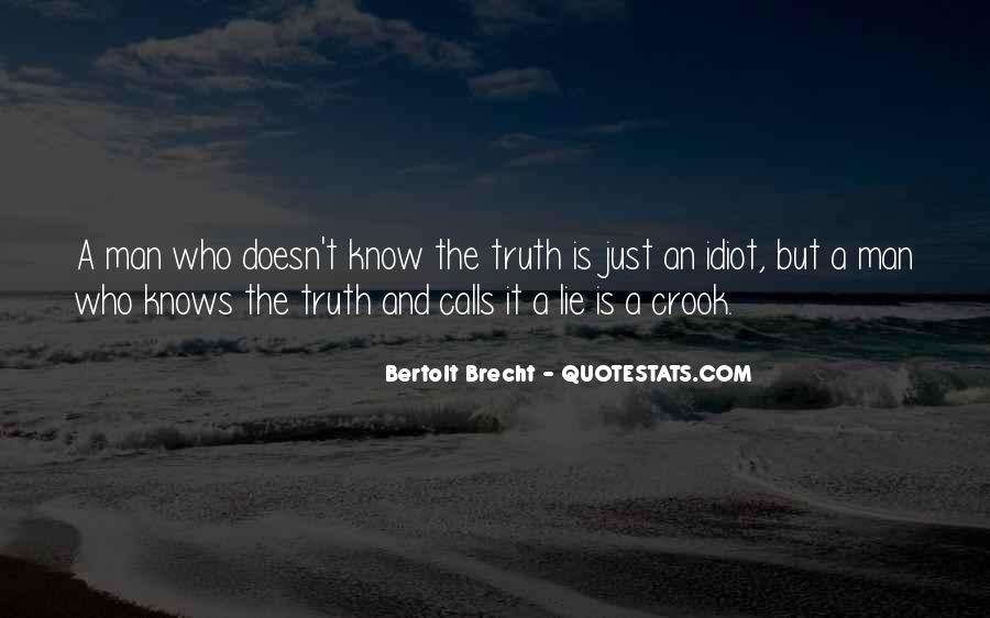 Quotes About Bertolt Brecht #41149