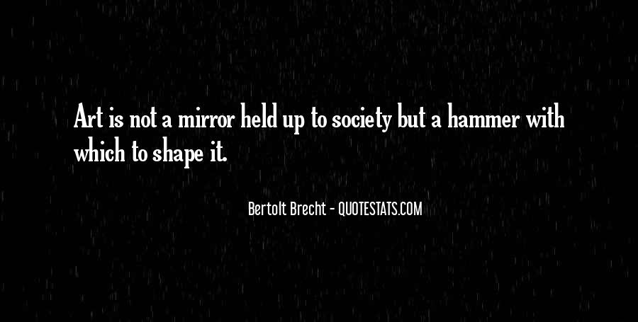 Quotes About Bertolt Brecht #5339