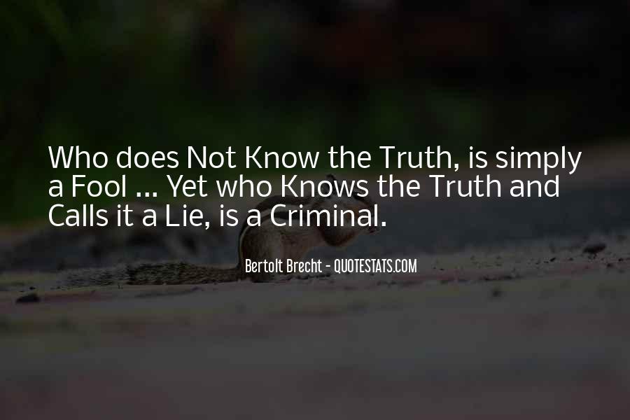 Quotes About Bertolt Brecht #560807