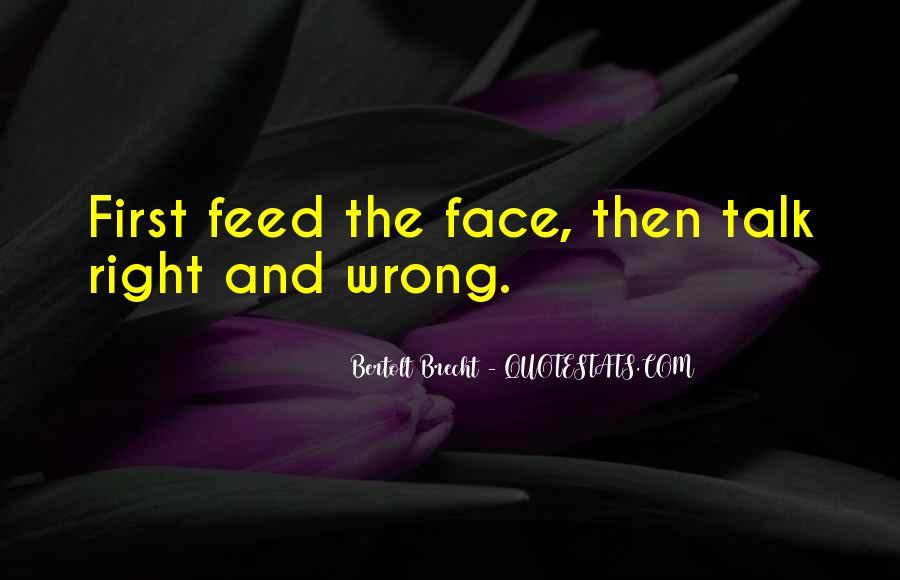 Quotes About Bertolt Brecht #576946