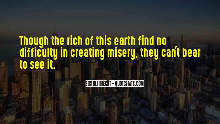Quotes About Bertolt Brecht #592970
