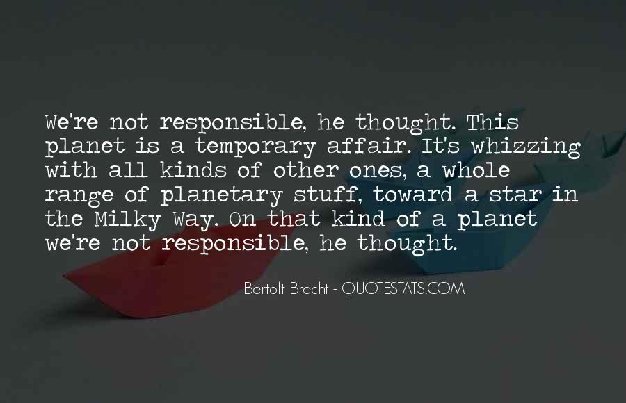 Quotes About Bertolt Brecht #599413