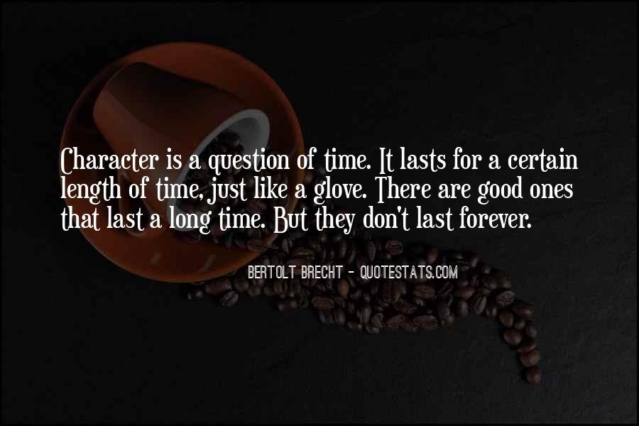 Quotes About Bertolt Brecht #696817