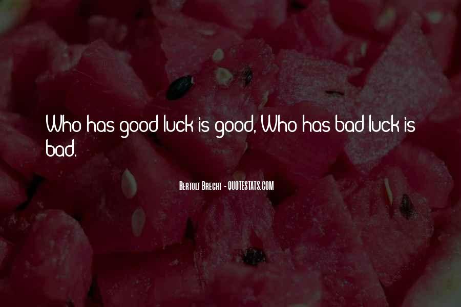 Quotes About Bertolt Brecht #697799