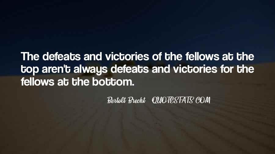 Quotes About Bertolt Brecht #698999