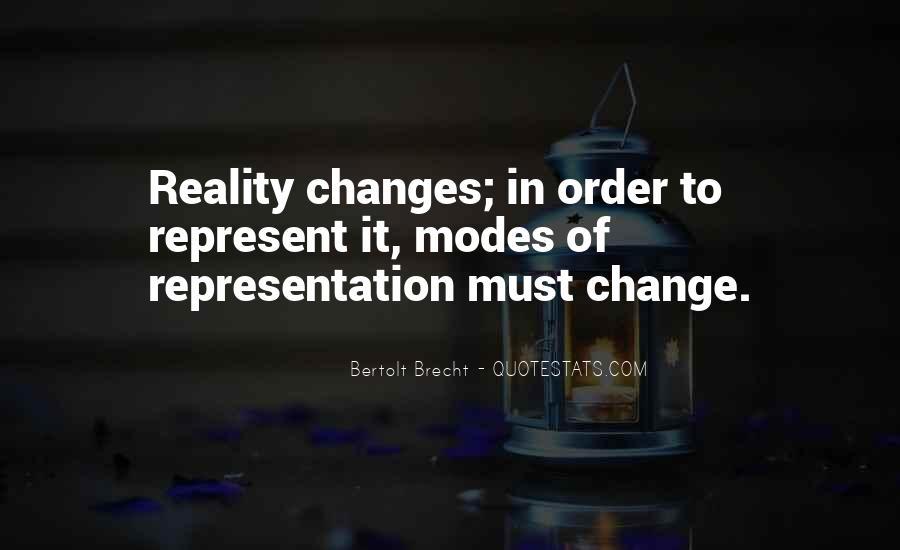 Quotes About Bertolt Brecht #717281