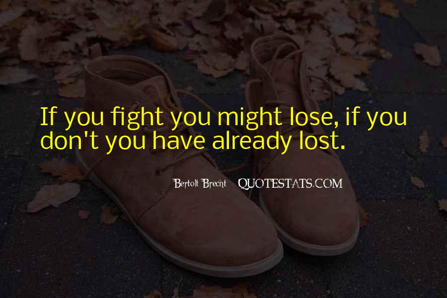 Quotes About Bertolt Brecht #71846