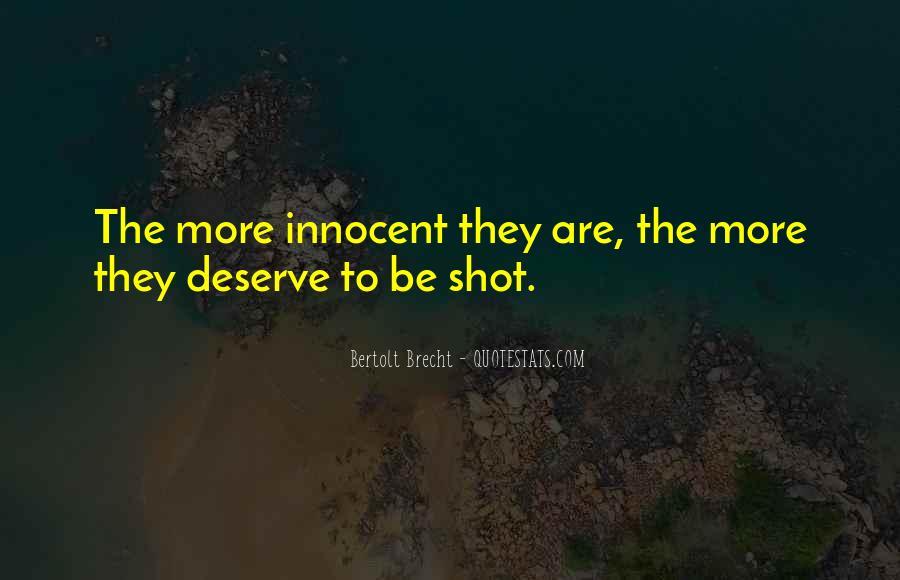 Quotes About Bertolt Brecht #747582