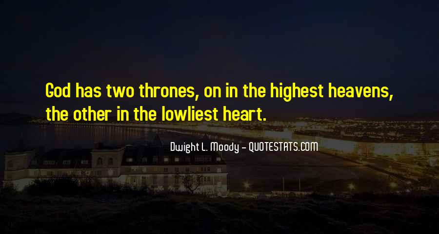 Two Thrones Quotes #1571559