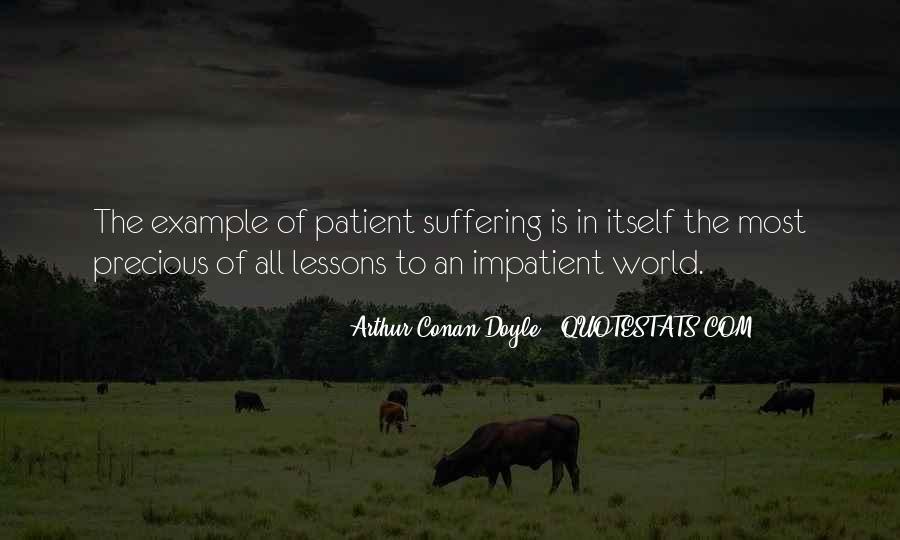 Quotes About Arthur Conan Doyle #118013