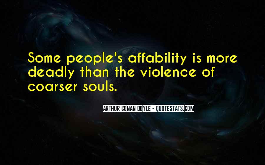 Quotes About Arthur Conan Doyle #122304