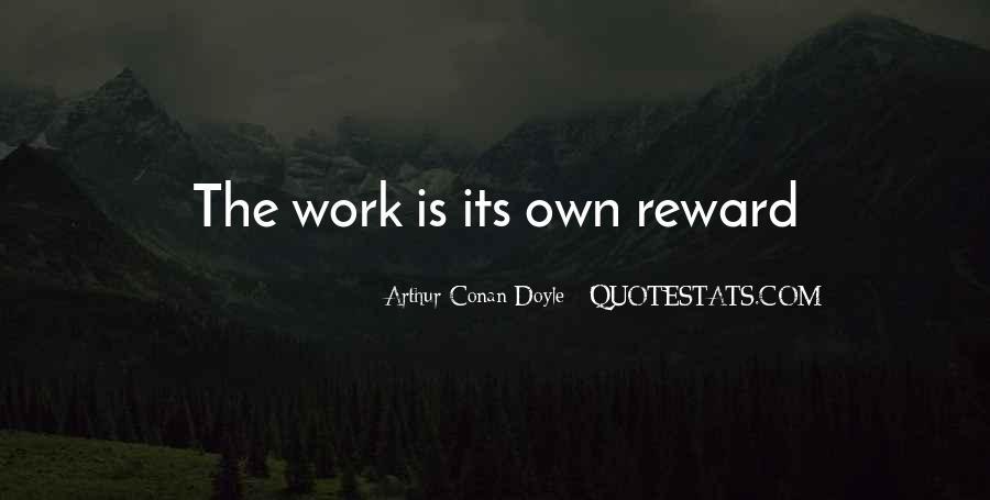Quotes About Arthur Conan Doyle #133635