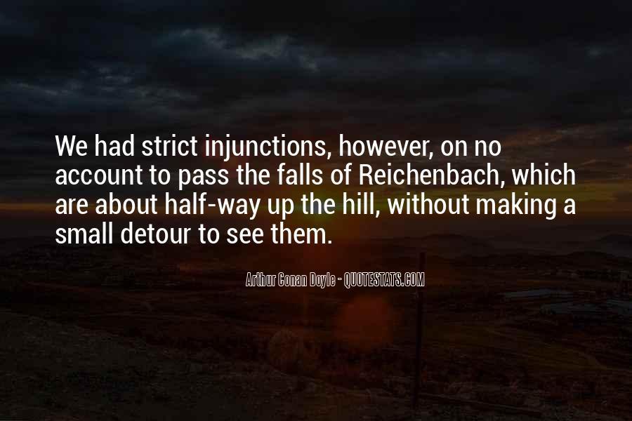 Quotes About Arthur Conan Doyle #133849
