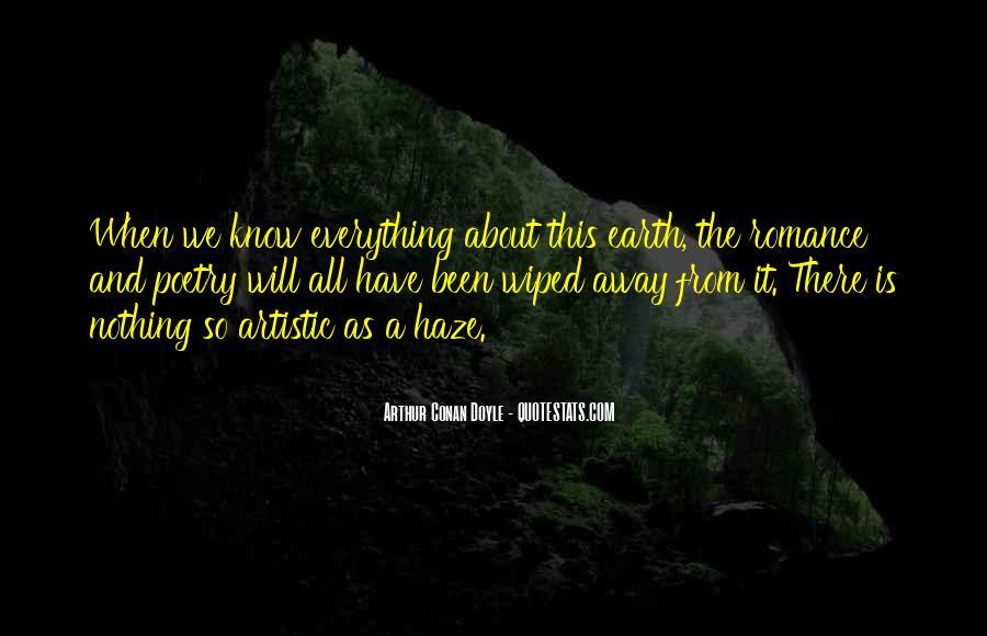 Quotes About Arthur Conan Doyle #161120