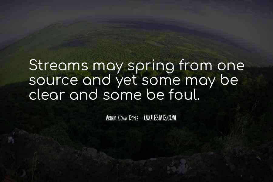 Quotes About Arthur Conan Doyle #1617