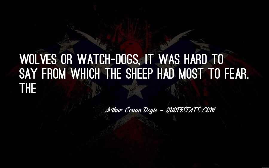 Quotes About Arthur Conan Doyle #172391