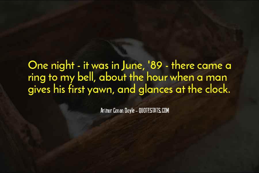 Quotes About Arthur Conan Doyle #196418