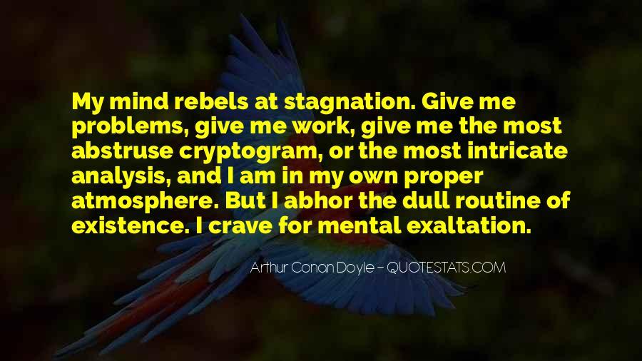 Quotes About Arthur Conan Doyle #23406