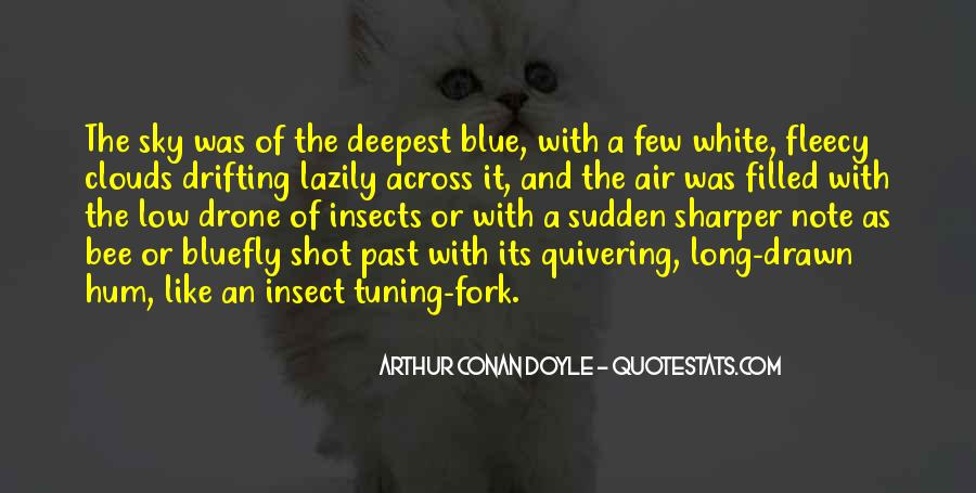 Quotes About Arthur Conan Doyle #29724