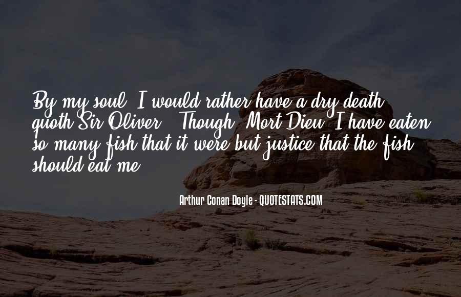 Quotes About Arthur Conan Doyle #30875
