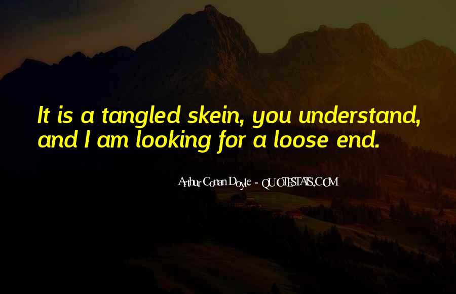 Quotes About Arthur Conan Doyle #54918