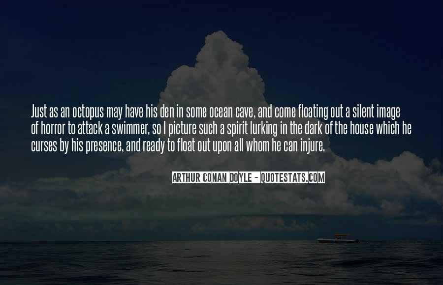Quotes About Arthur Conan Doyle #58685