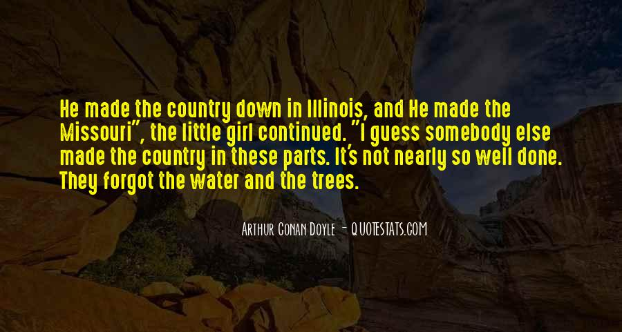 Quotes About Arthur Conan Doyle #6978
