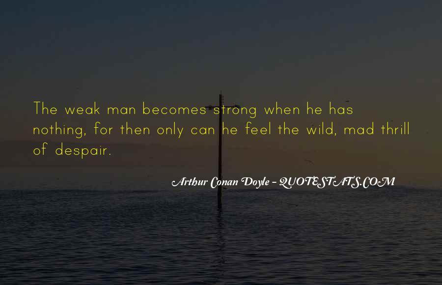 Quotes About Arthur Conan Doyle #88578