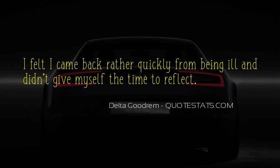 Quotes About Delta Goodrem #1250613