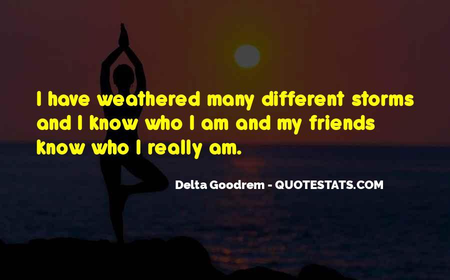 Quotes About Delta Goodrem #1287133