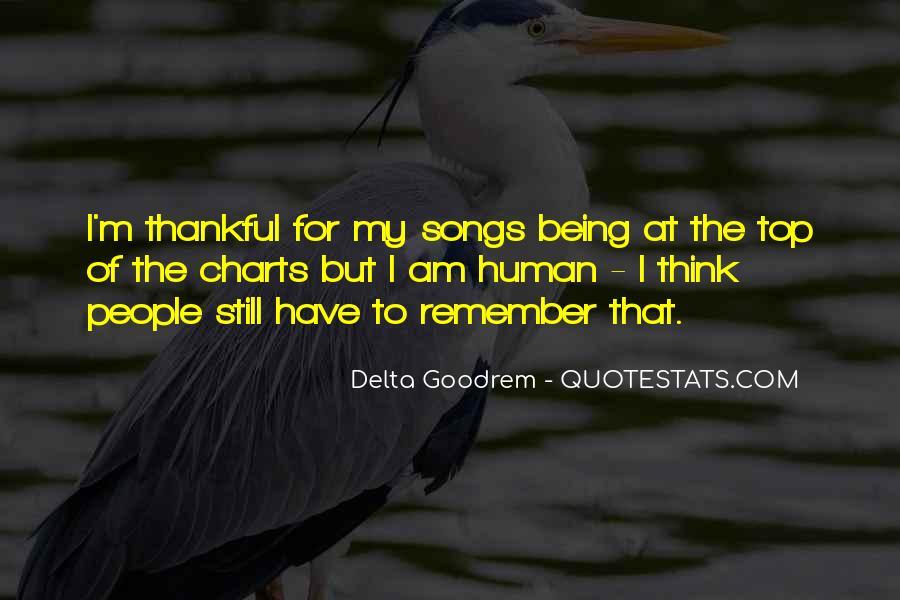 Quotes About Delta Goodrem #1538461