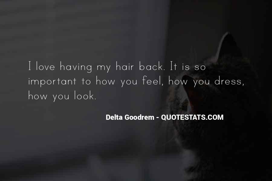 Quotes About Delta Goodrem #1667300