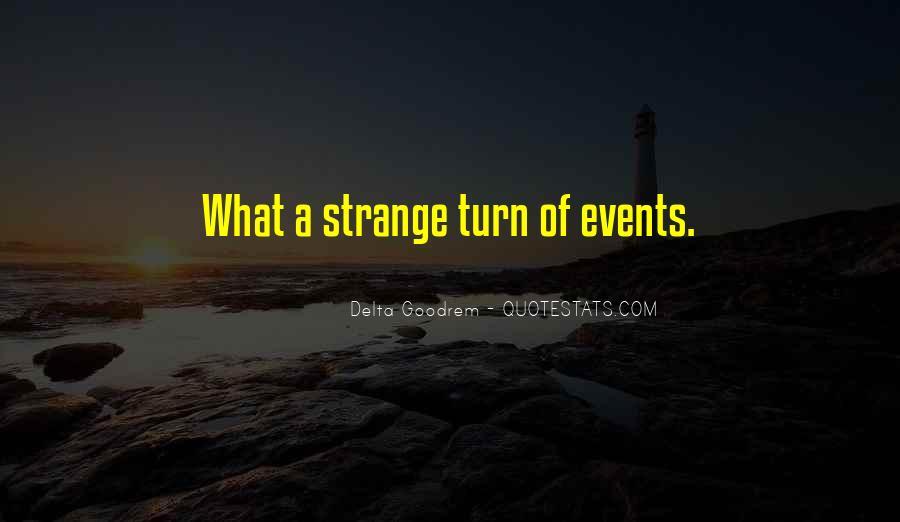 Quotes About Delta Goodrem #1750569