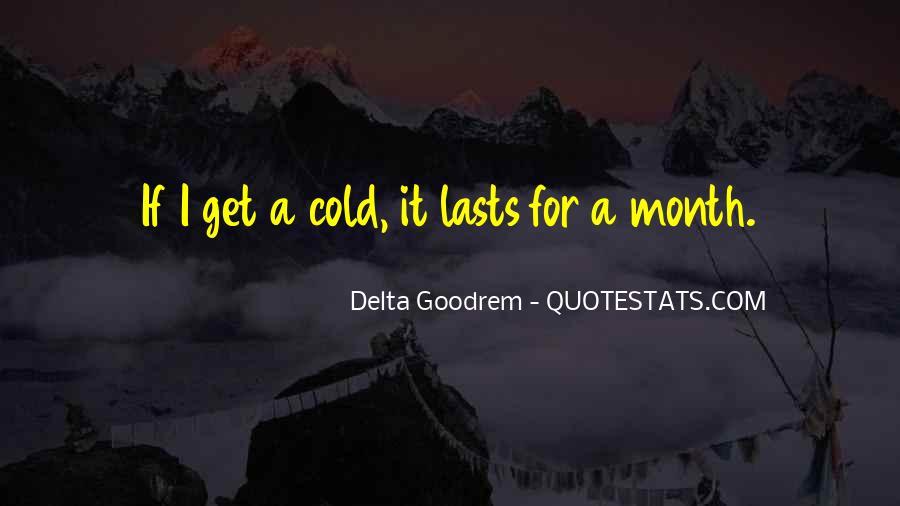 Quotes About Delta Goodrem #272705
