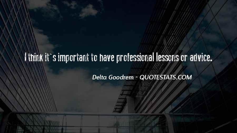 Quotes About Delta Goodrem #853358